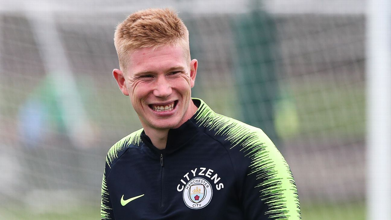 De Bruyne injury opens door for Bernardo Silva, Mahrez
