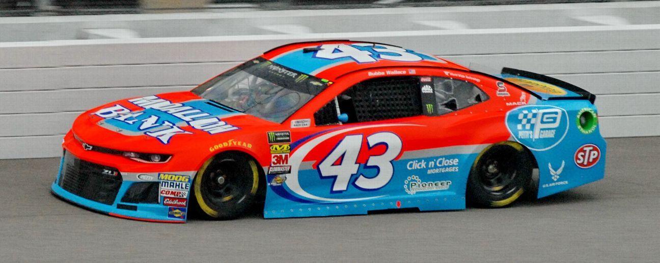 Richard Petty Motorsports >> 2018 NASCAR Cup Series Paint Schemes - Team #43 Richard Petty Motorsports