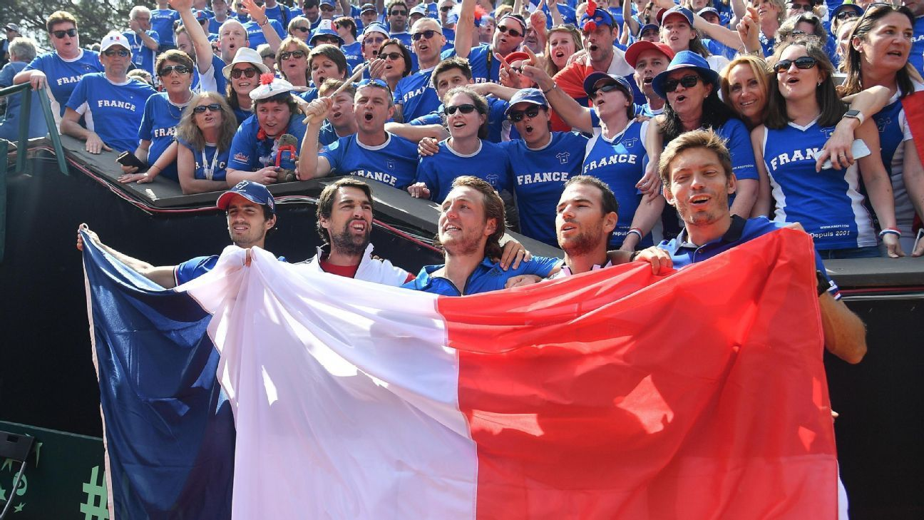 Pouille to lead France in Cup final vs. Croatia