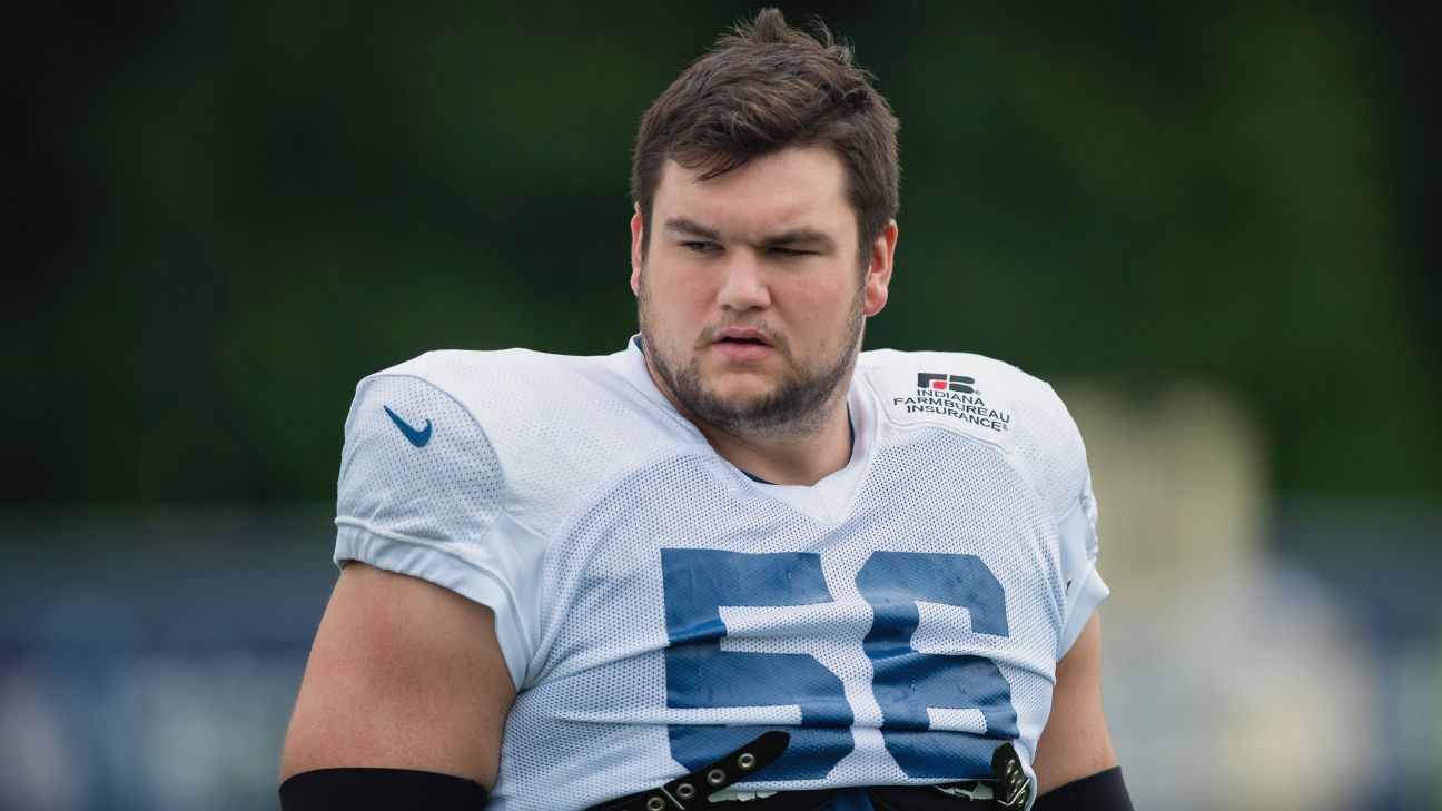 Colts lineman Quenton Nelson has become somewhat famous after a clip of him screaming while blocking went viral -- the only problem is the scream was edited in from another play.
