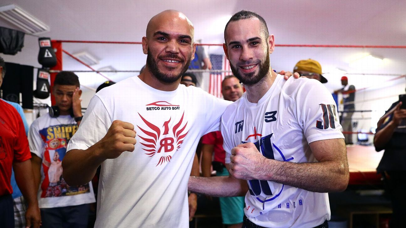 How to watch Beltran vs. Pedraza on ESPN