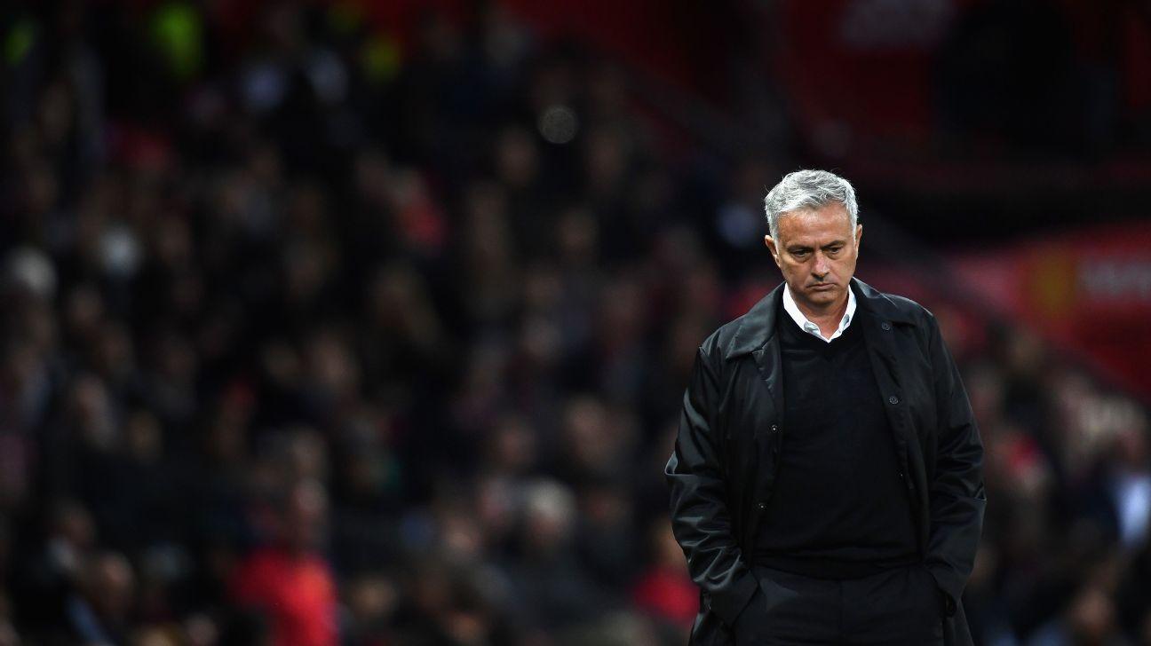 United owe Old Trafford a performance - Mourinho