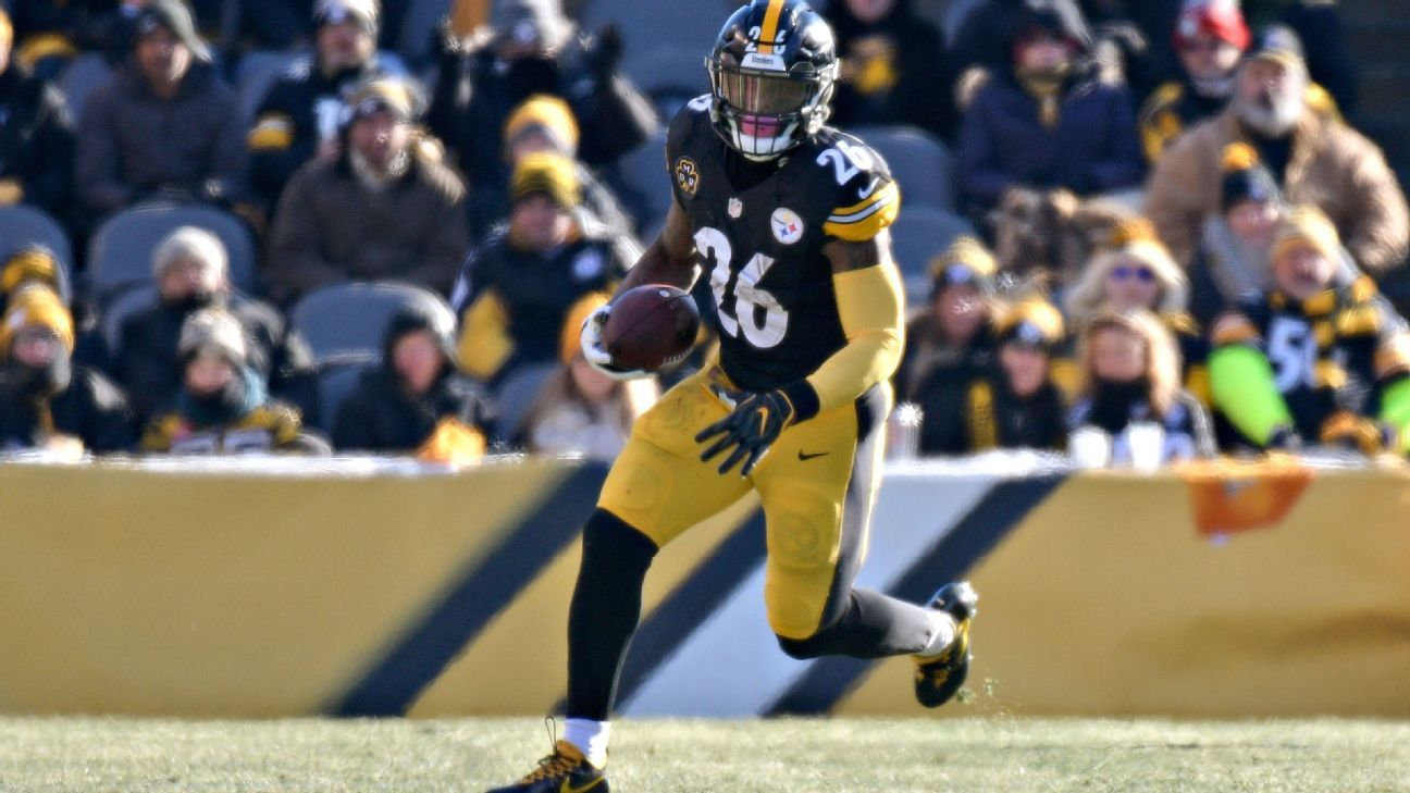 How The Pittsurgh Steelers Get Leveon Bell Game Ready In Five Days Pittsburgh Steelers Blog Espn
