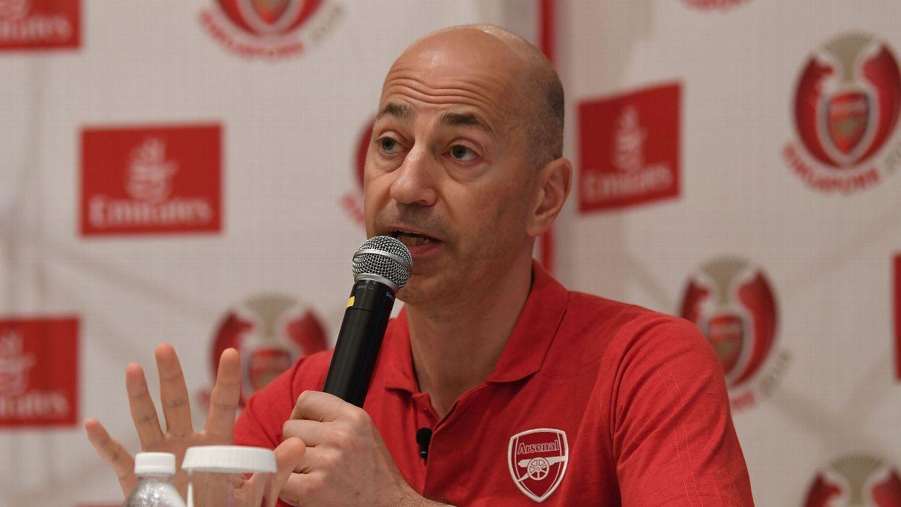 Gazidis reign 'not special' - Arsenal fans' group