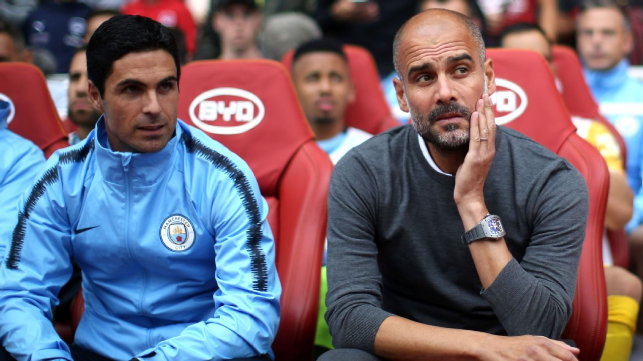Man City have 'best players in the world' - Arteta