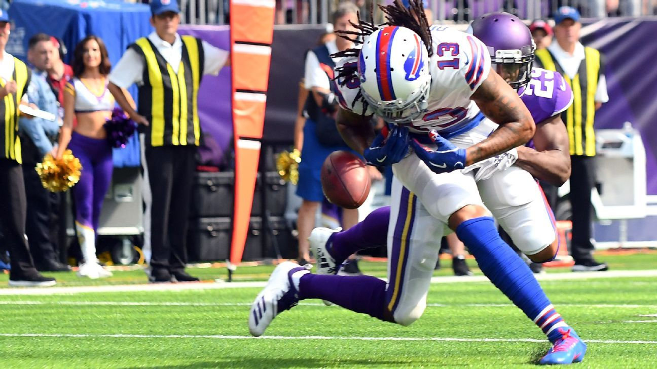 Having caught only 20 passes for 302 yards through 10 games, Kelvin Benjamin believes he has reached