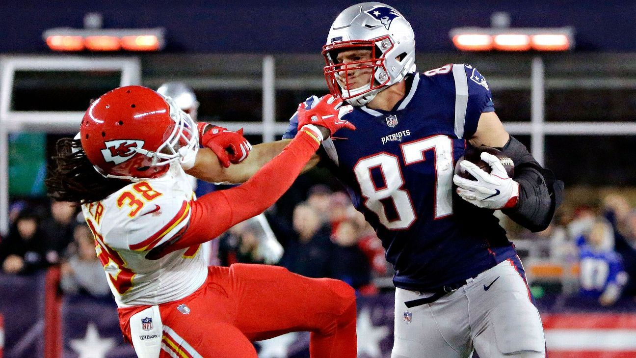 The Chiefs have given up yards all season, but they had some bright spots in the first five games. Missing four starters, that changed vs. the Pats.