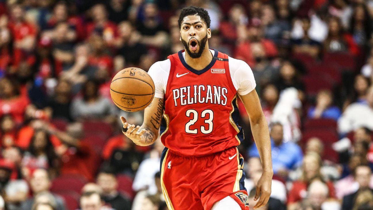 Can New Orleans Pelicans' Anthony Davis go from great to greatest? - NBA