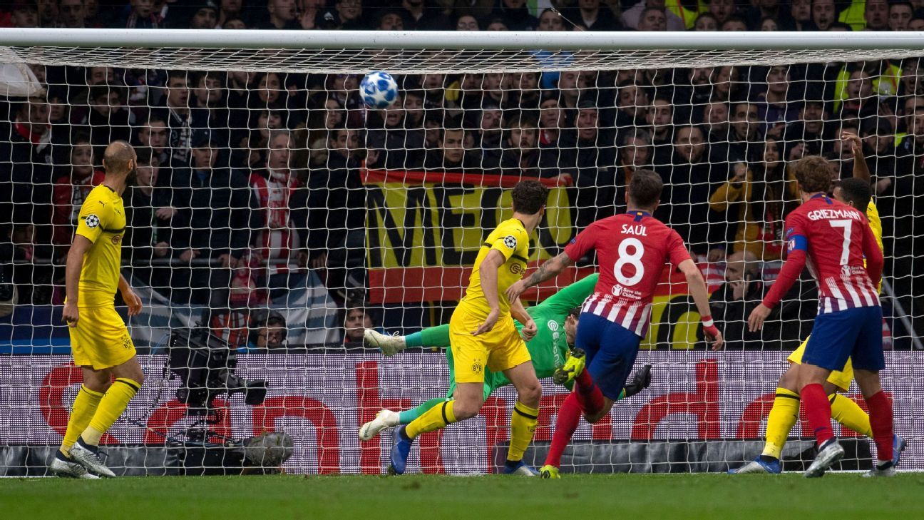 Borussia Dortmund deserved loss to Atletico Madrid - Marco Reus