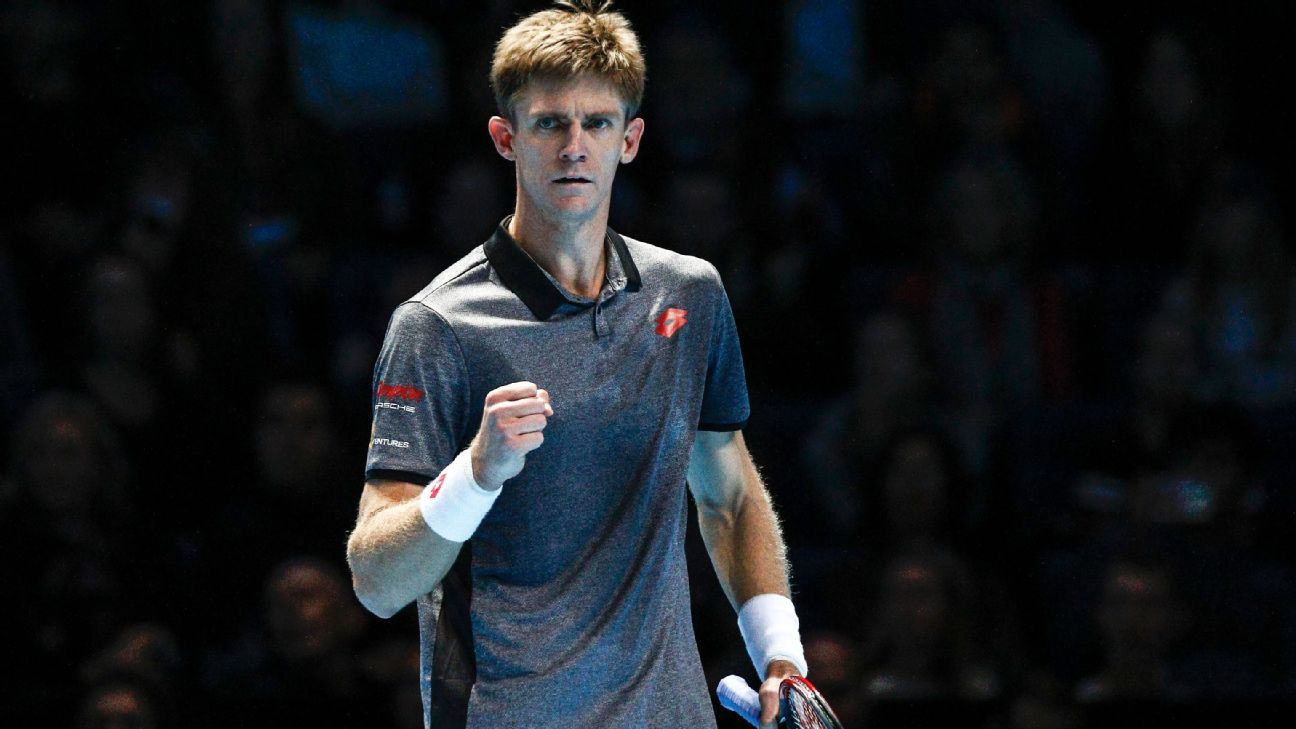 Atp World Tour Finals  Dominic Thiem Isn't Intimidated By