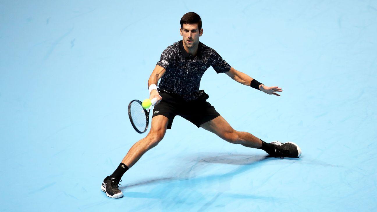 Djokovic dismisses Zverev at ATP Finals