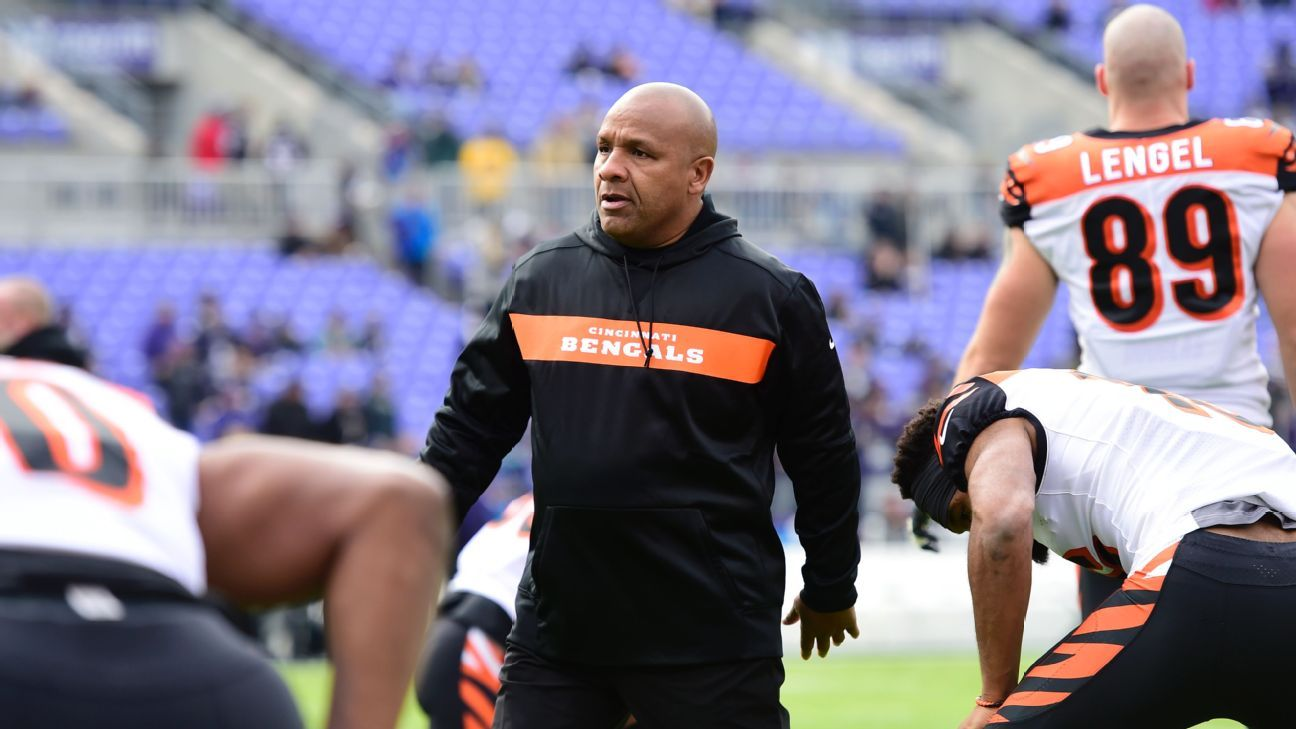 Hue Jackson, who was fired by the Browns last month, will make more money Sunday from his former team than from his current team -- the Bengals, who are playing Cleveland.