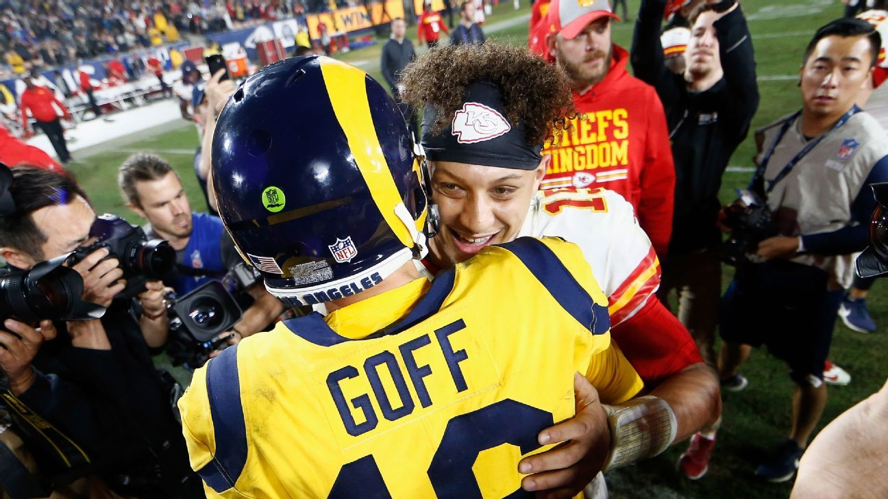 Chiefs-Rams scorefest a harbinger of NFL's future -- to a point