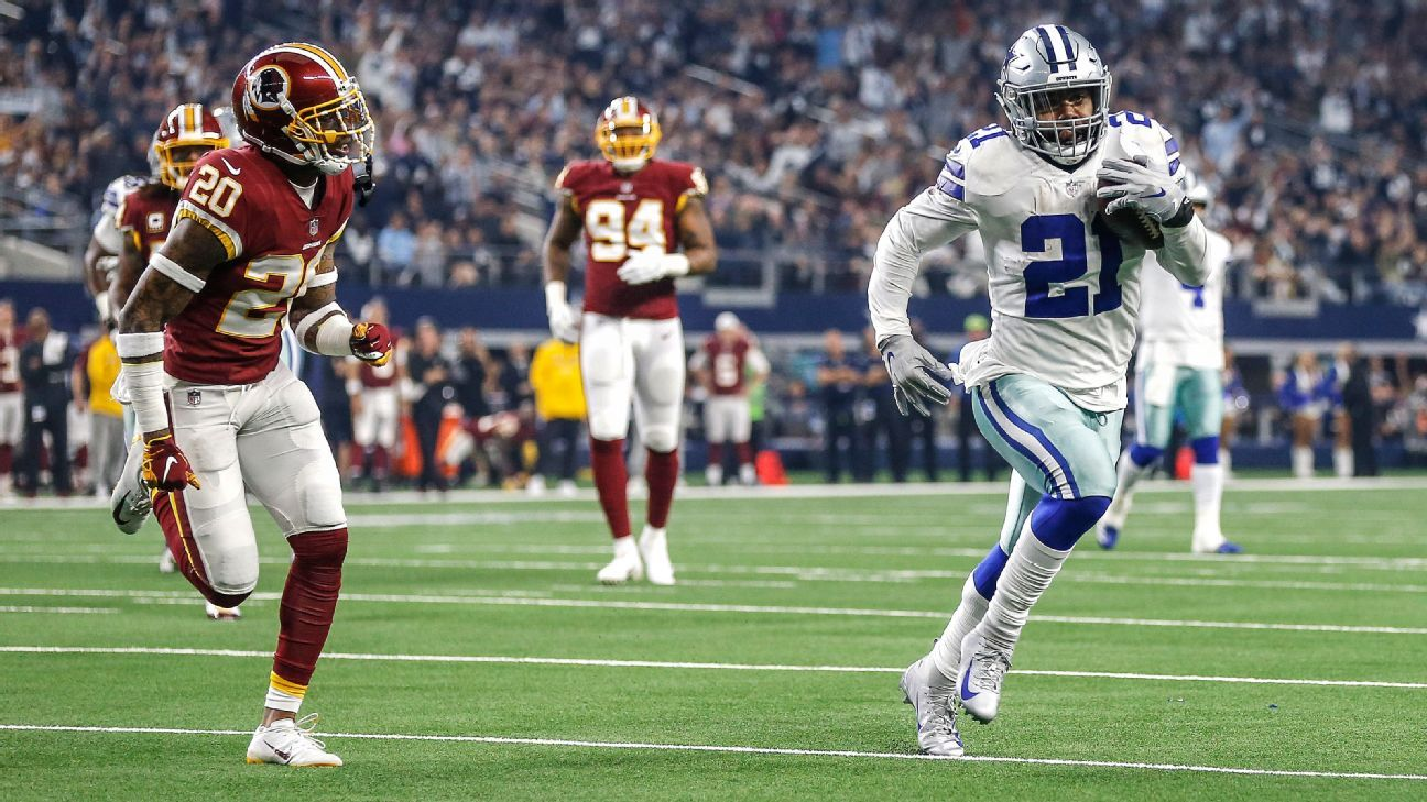 2018 NFL AFC, NFC Playoff Picture