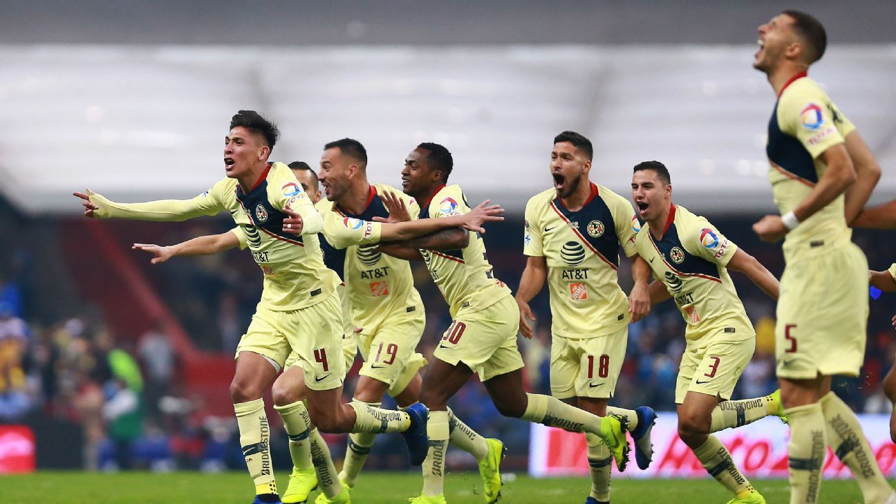 f1afaeab793 Edson Alvarez scores twice as Club America beats Cruz Azul for Liga MX ...  Top stories