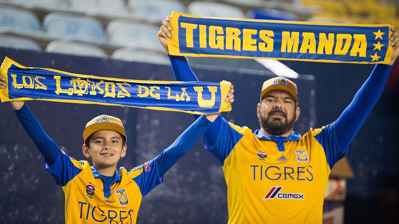 Tigres vs. Jaguares