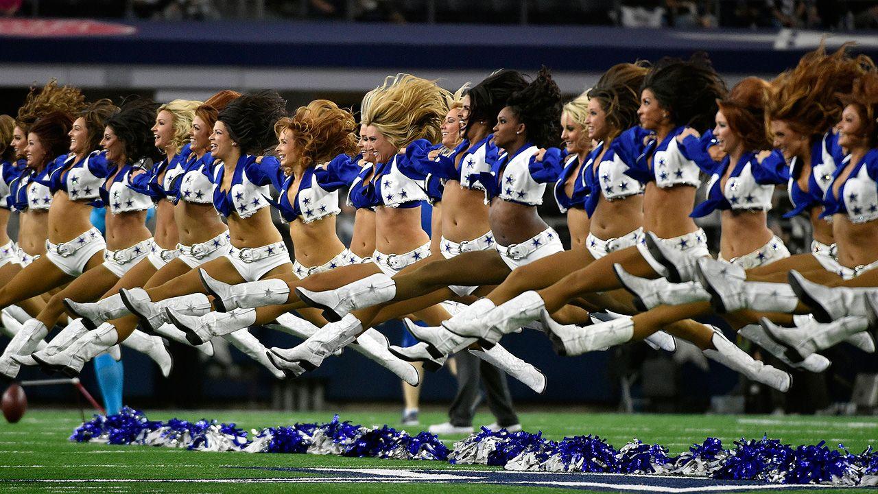 Día de Acción de Gracias: Panthers en Cowboys
