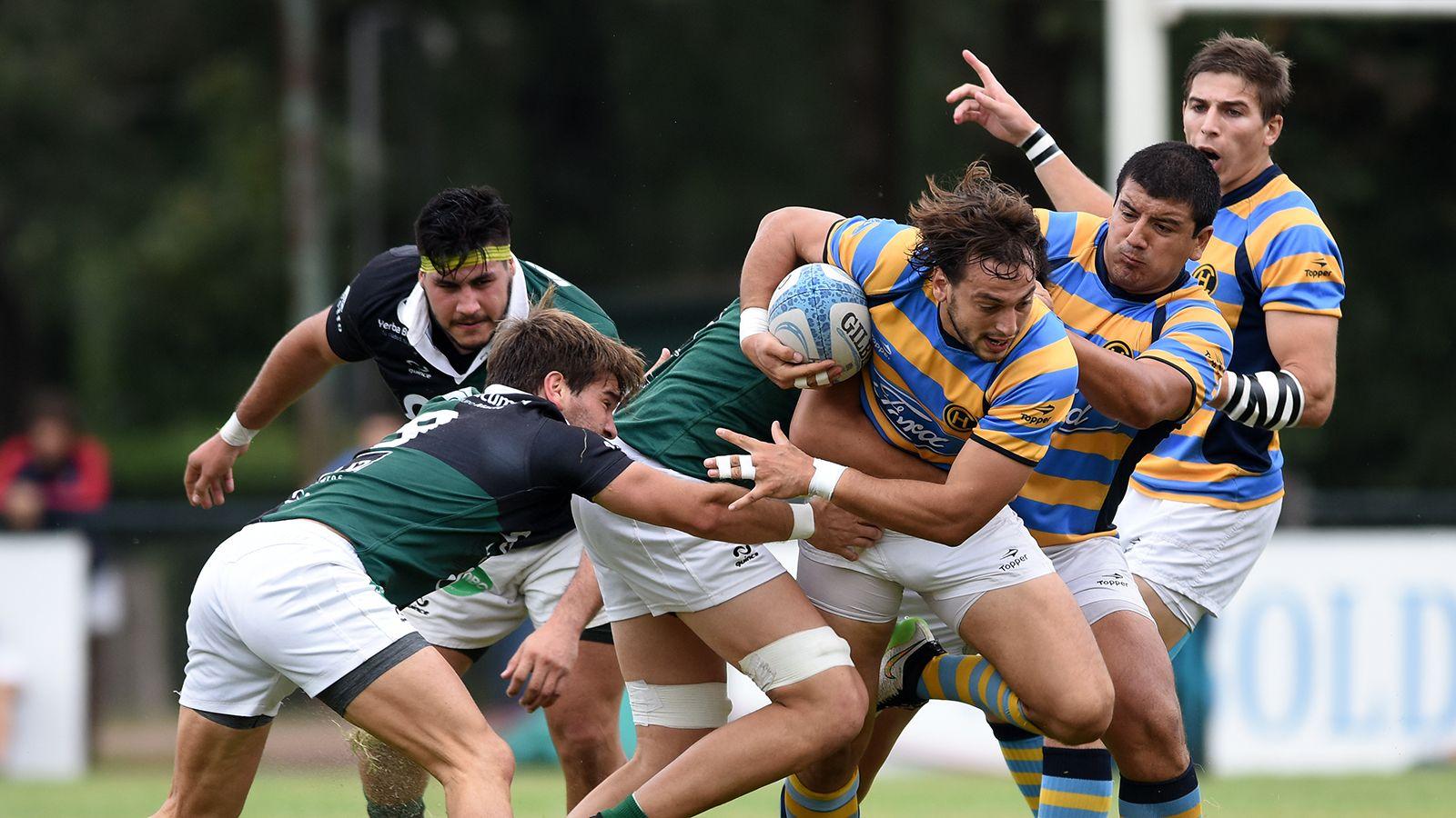 Tucumán Rugby goleó al último campeón