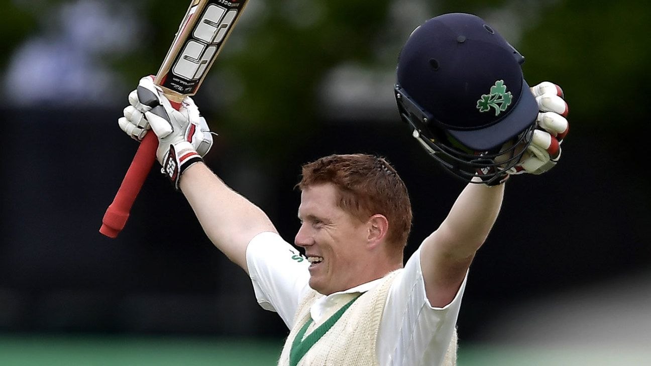 O'Brien's fairytale debut makes ICC rankings history