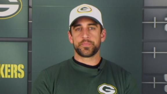 Aaron Rodgers on NFL officials: We need to even the playing field