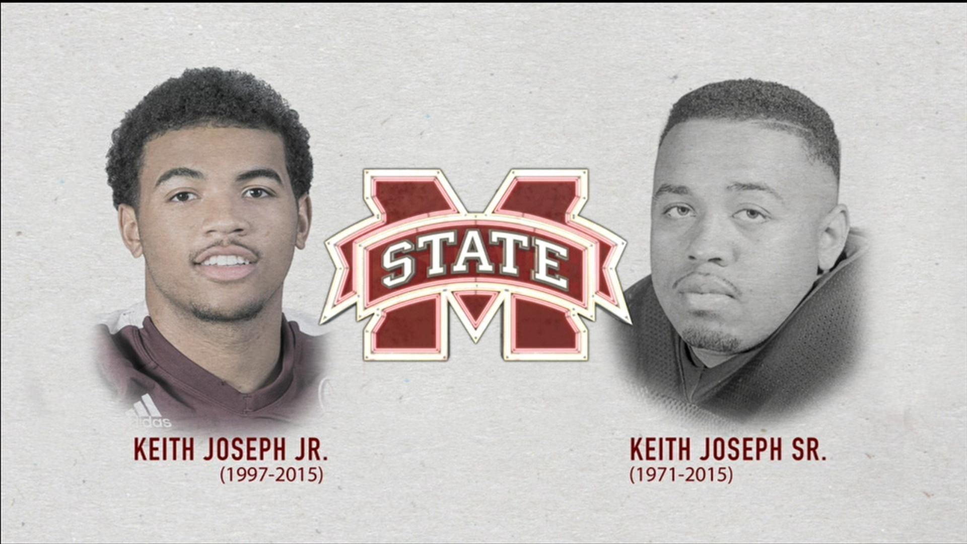 Remembering Mississippi State's Keith Joseph Jr.