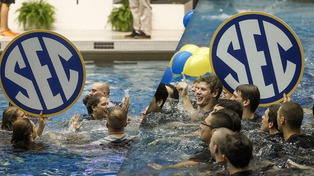 Florida men, A&M women win 2017 SEC Championship