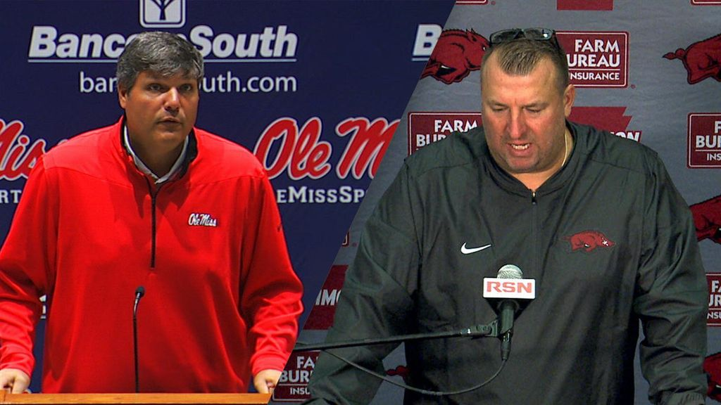 Luke, Bielema ready for high-level game in Week 9