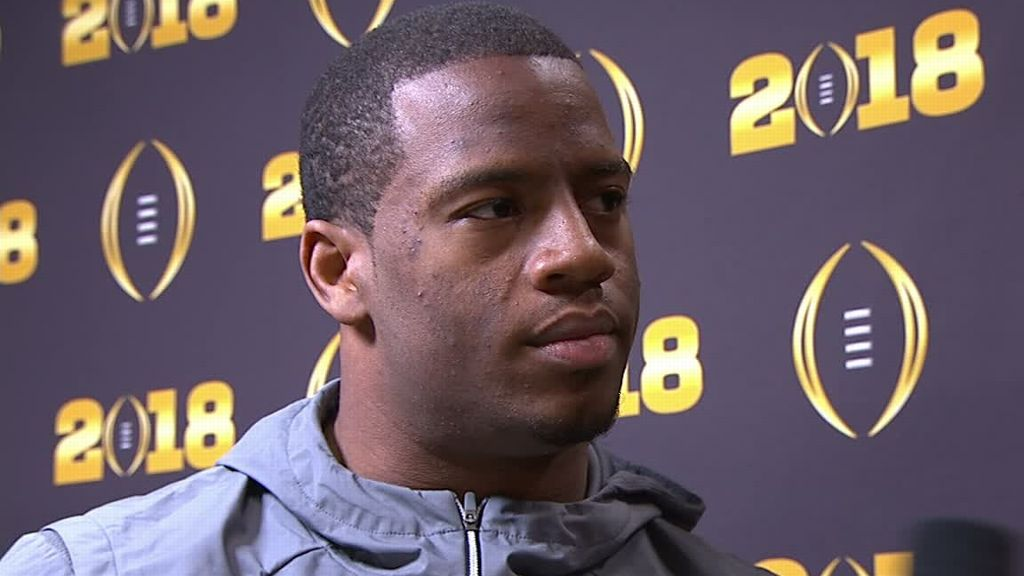 Chubb: 'I couldn't ask for a better senior year'