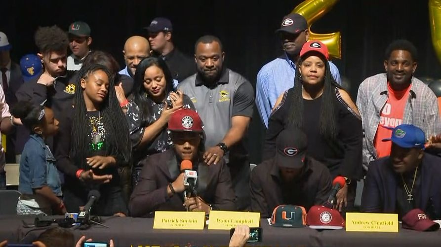 No. 1 CB prospect Surtain Jr. commits to Alabama