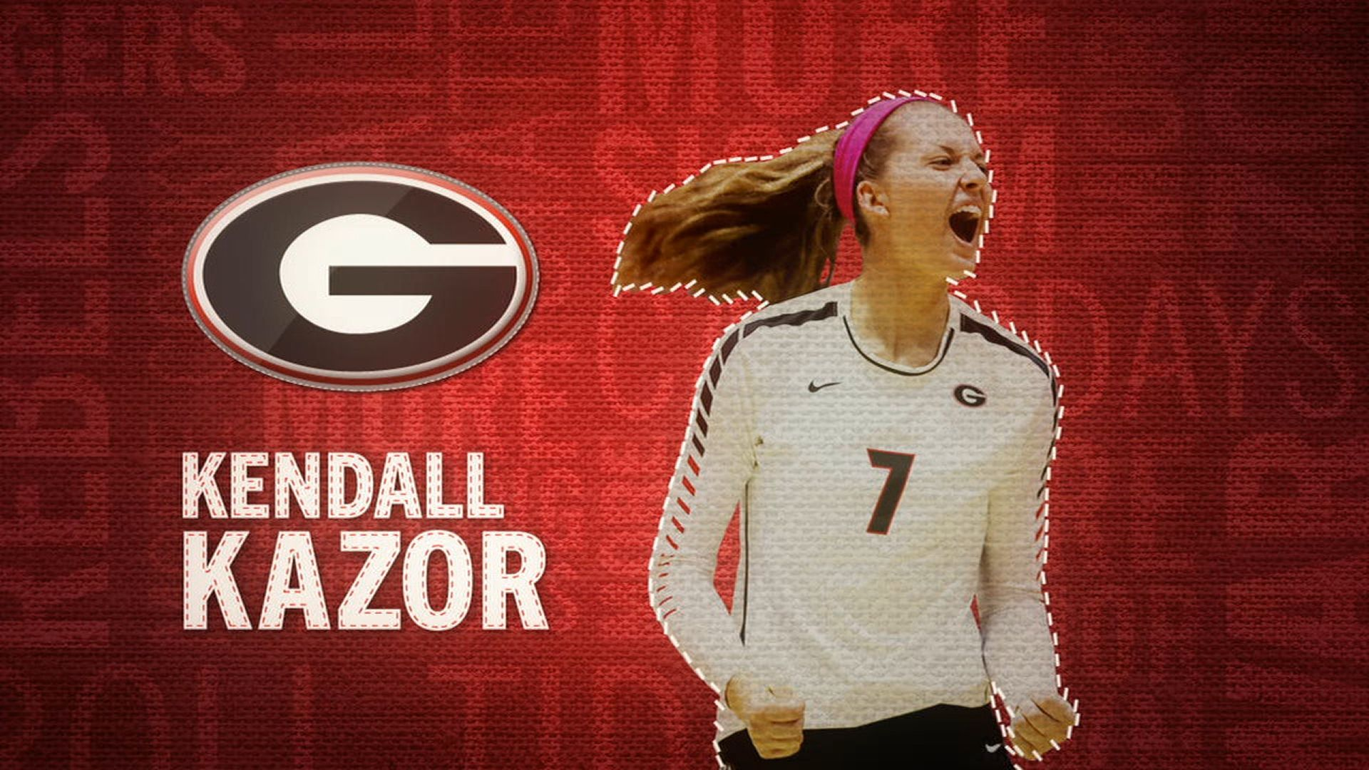 I am the SEC: Georgia's Kendall Kazor