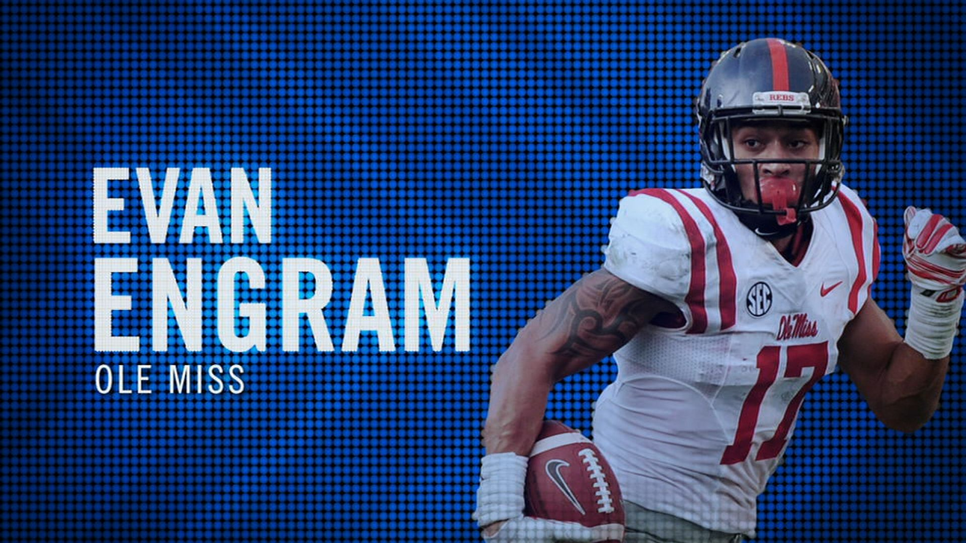 I am the SEC: Ole Miss' Evan Engram