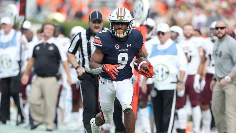 Auburn's Martin has big shoes to fill