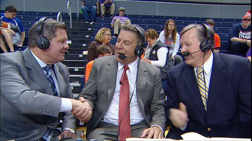 Bruce Pearl Postgame Interview