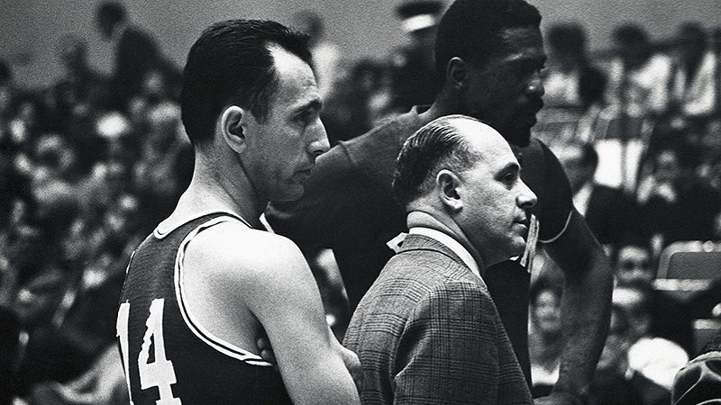 Bob Cousy Reflects On Race Making Amends With Boston