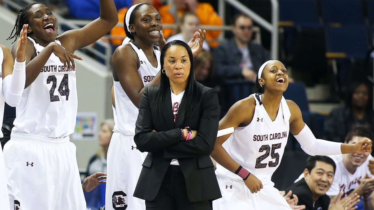 Four SEC women's basketball teams ranked in AP Poll