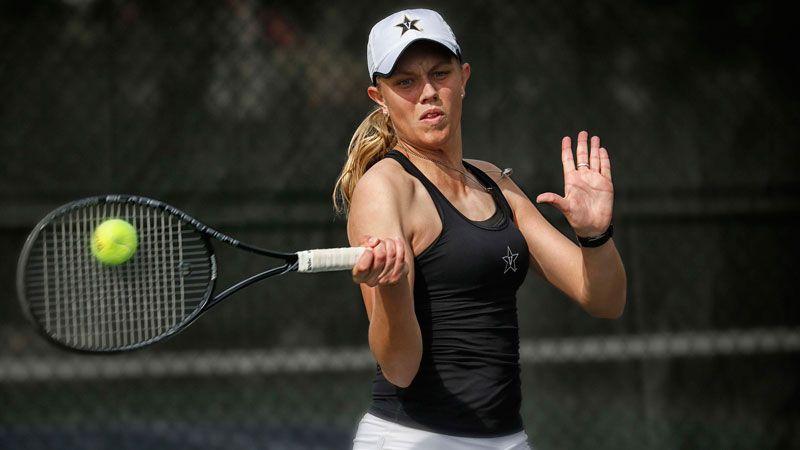 Vanderbilt finishes at No. 11 in ITA rankings