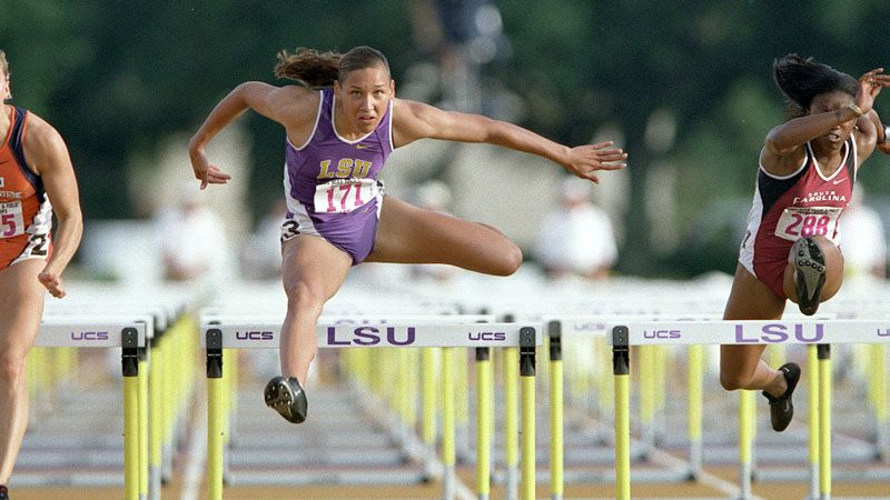 Sec 40 40 The Journey Of Lolo Jones