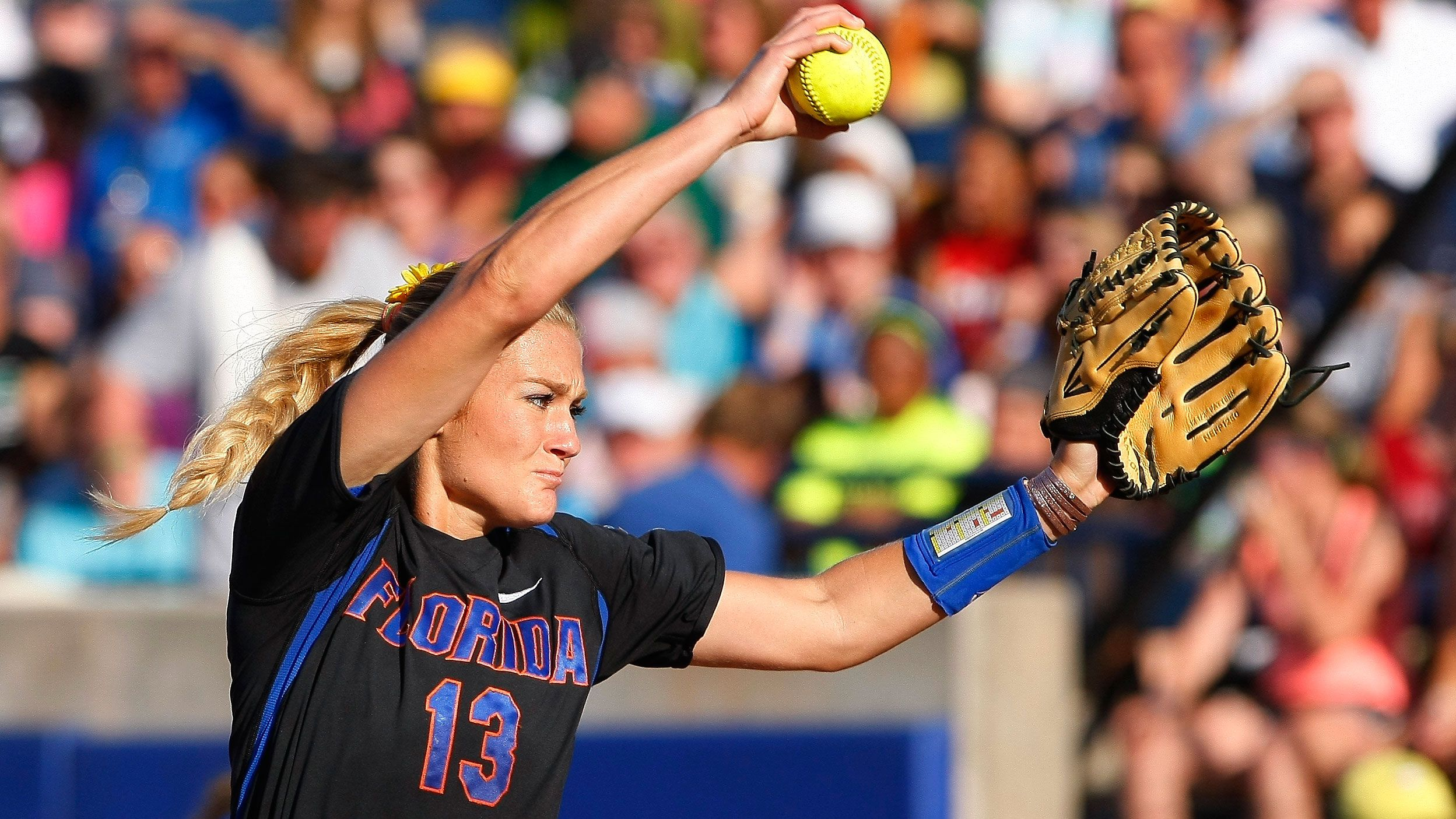 14 SEC softball players named to 2014 NFCA All-American Teams