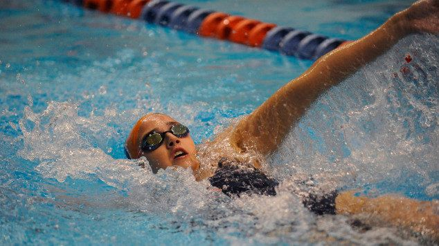 Auburn splits with louisville tennessee in knoxville - Southeastern college pasay swimming pool ...