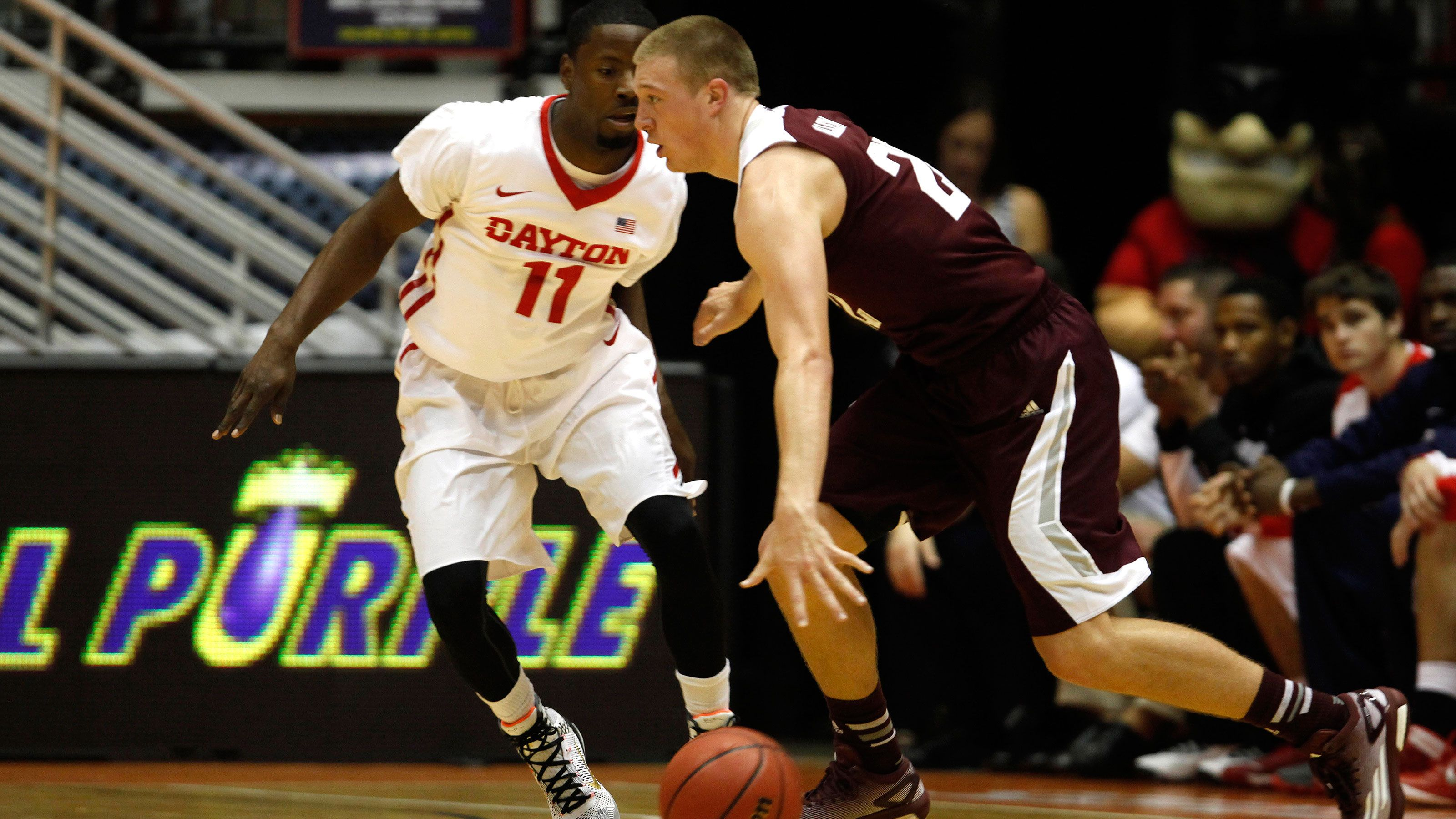 Aggies fall in final seconds to Flyers