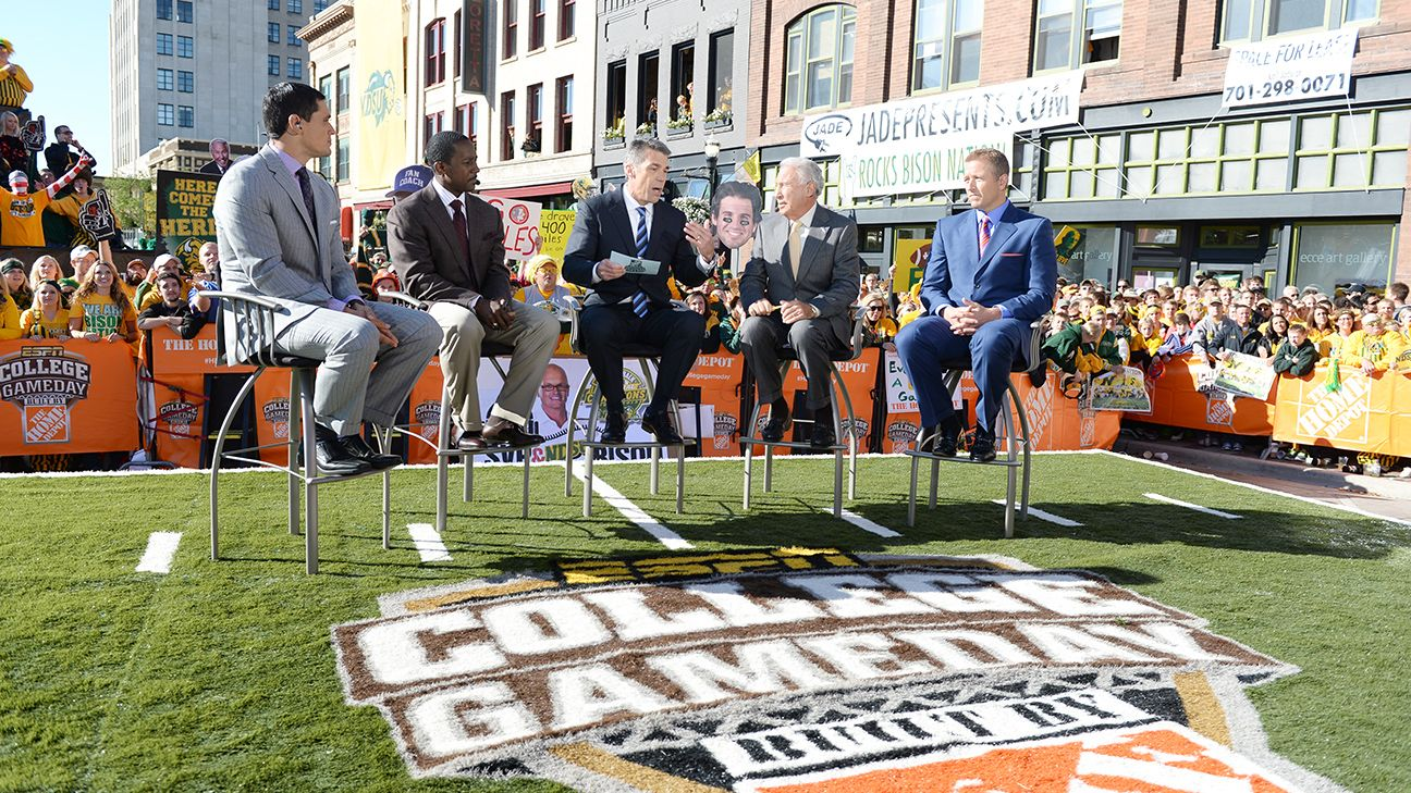 bowl lines espn college football gameday