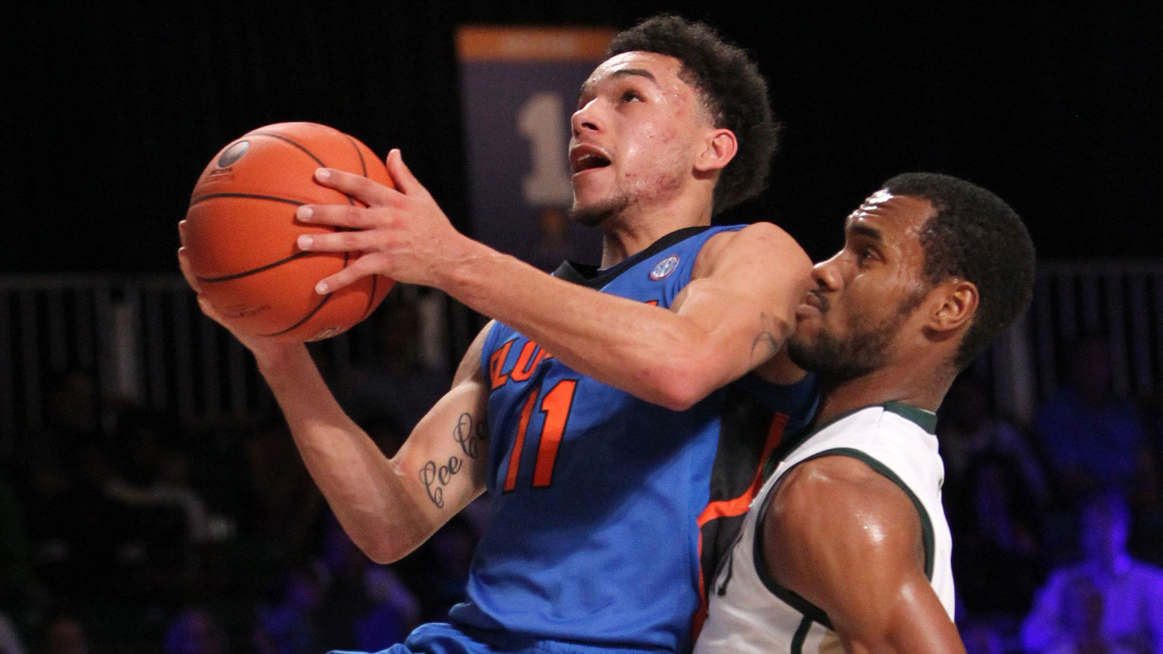 No. 18 Florida holds off UAB in Battle 4 Atlantis consolation round