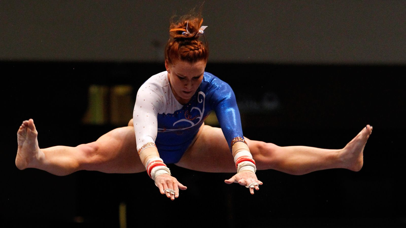 No 1 Uf Gymnastics Team Wins Season Opener At Ball St