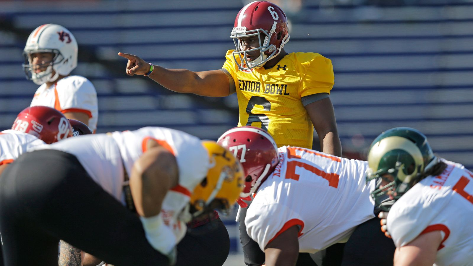 SEC players will take part in Senior Bowl today