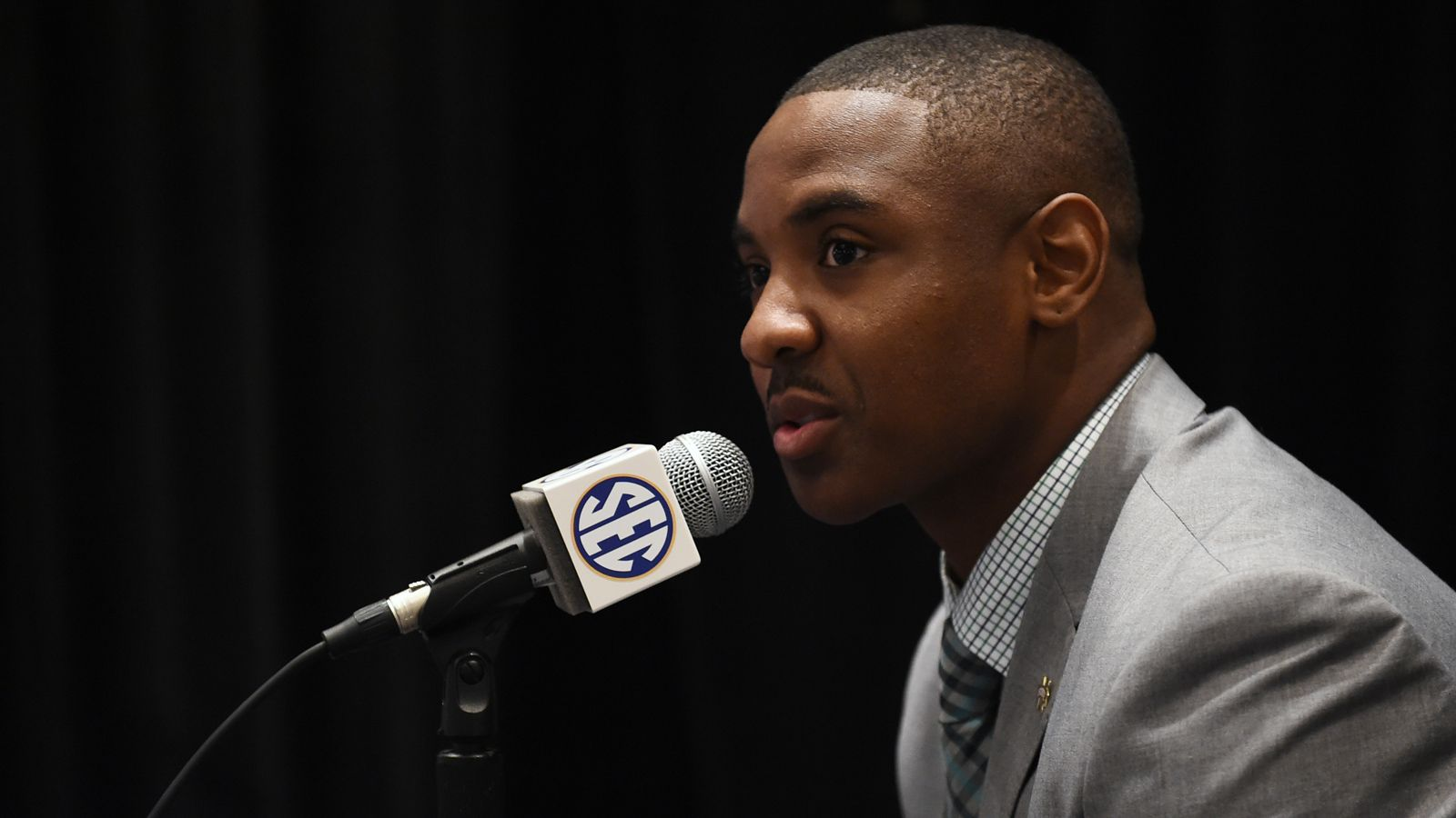 MSU's Jay Hughes shares stories from NCAA convention
