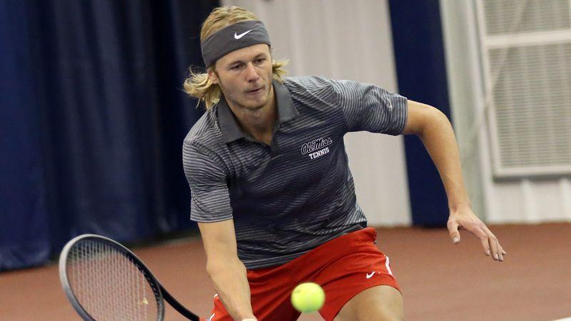 SEC men's tennis weekly honors