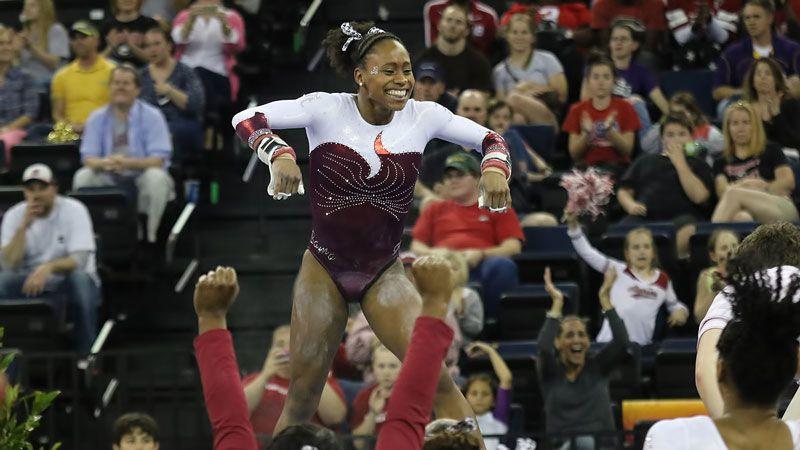 Eight SEC Gymnastics teams to compete in NCAA regionals