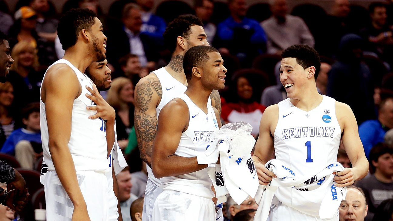 Kentucky is the likable, embraceable favorite