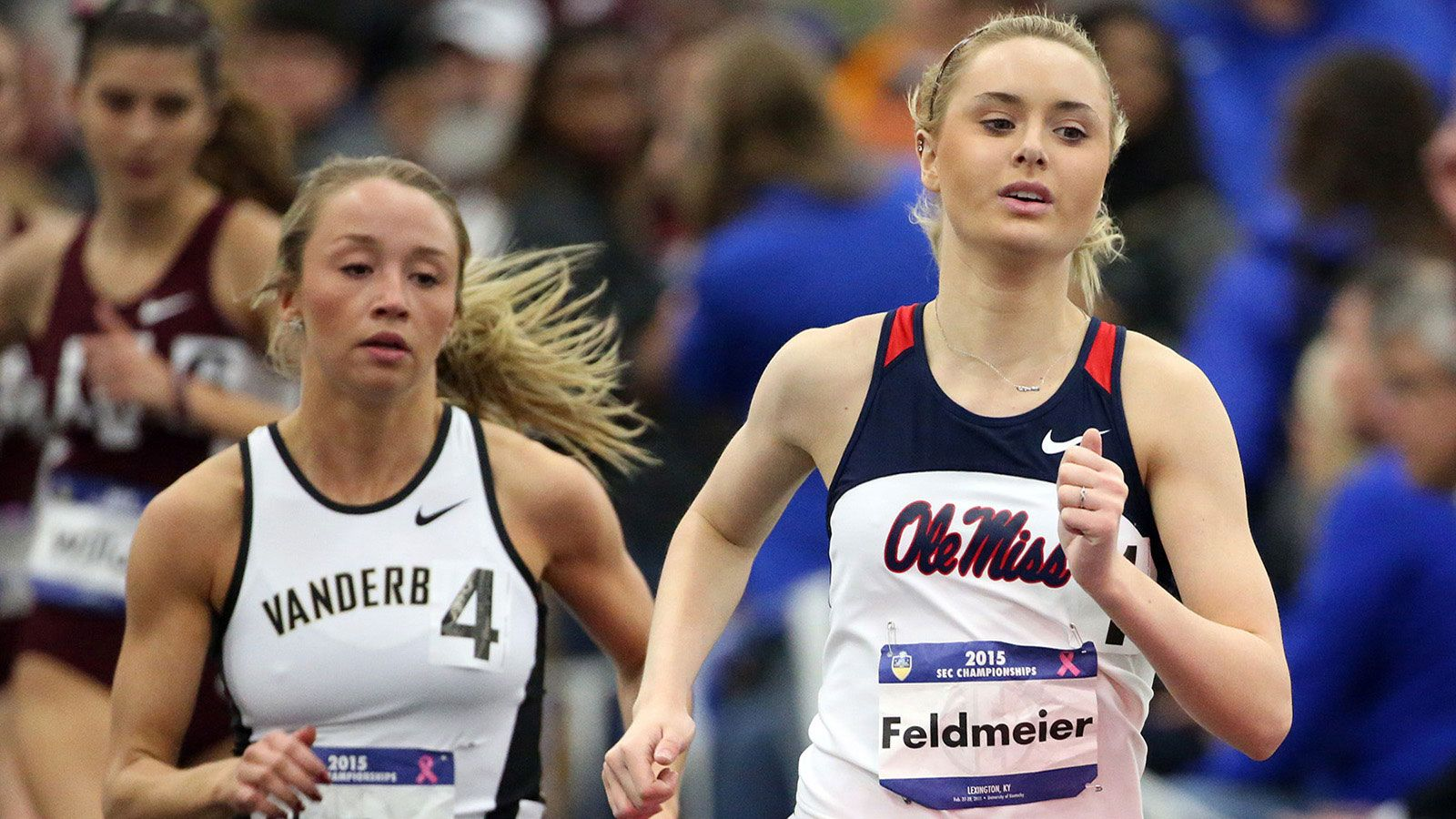 Freshman Feldmeier welcomes challenges in first year at Ole Miss