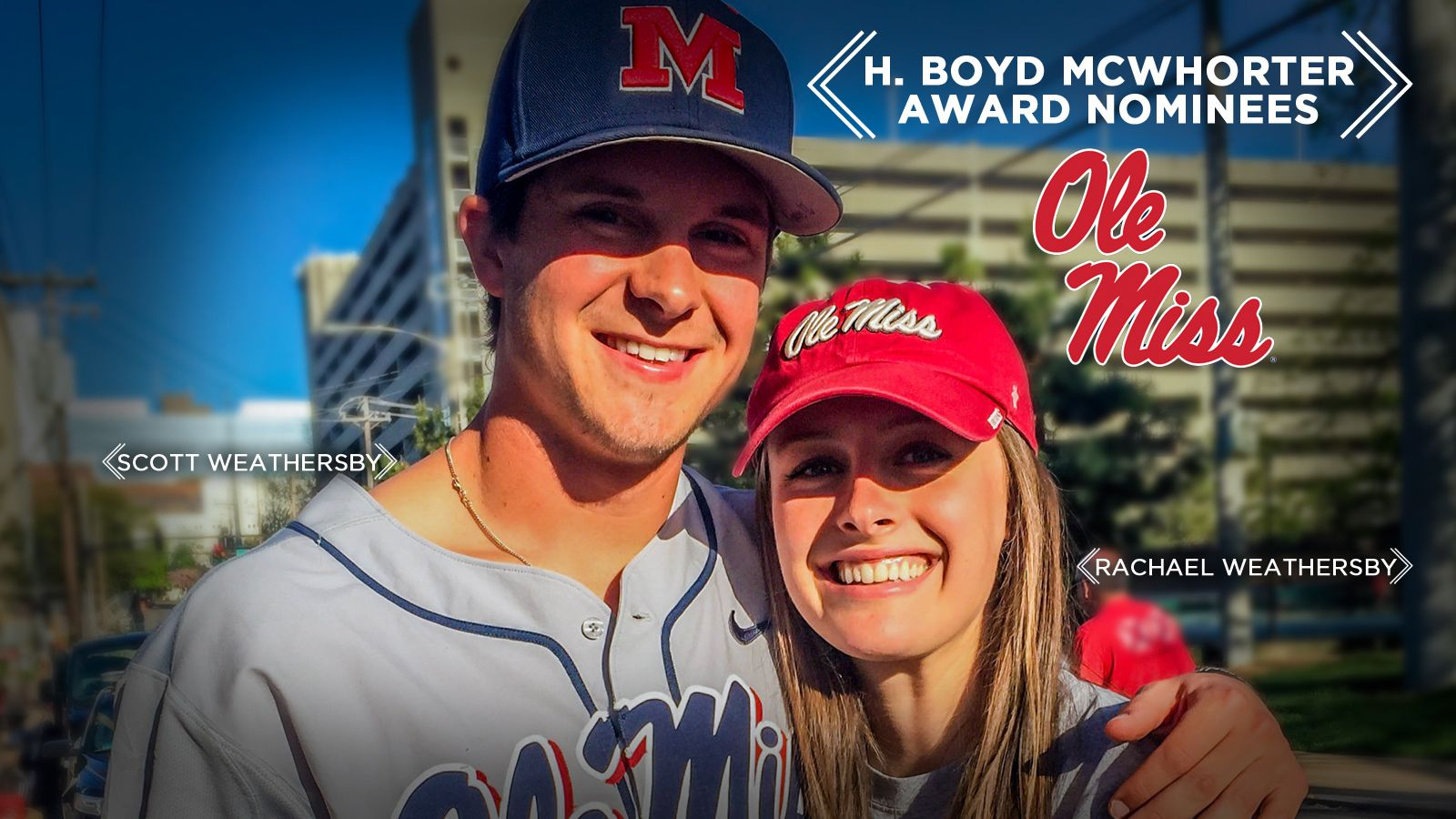Ole Miss McWhorter Award Nominees